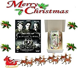 Christmas Gift Pack - The Wipers Times BBC Region 2 DVD  Ye Old Cornish Christmas Sweets Gift Bag 90