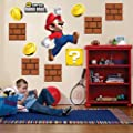 Super Mario Bros. Giant Wall Decals