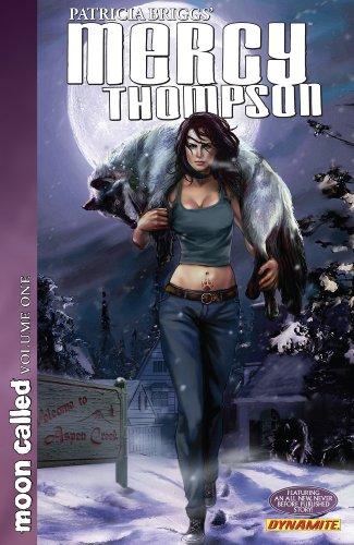 Patricia Briggs - Patricia Briggs' Mercy Thompson: Moon Called Vol. 1