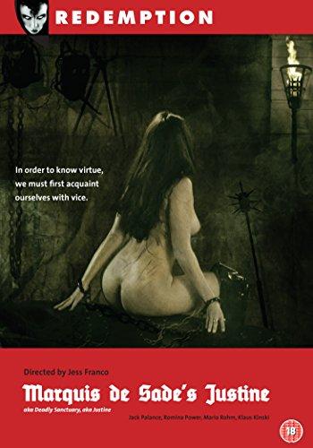 Marquis de Sade s Justine [DVD]