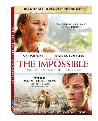 The Impossible Cover Art