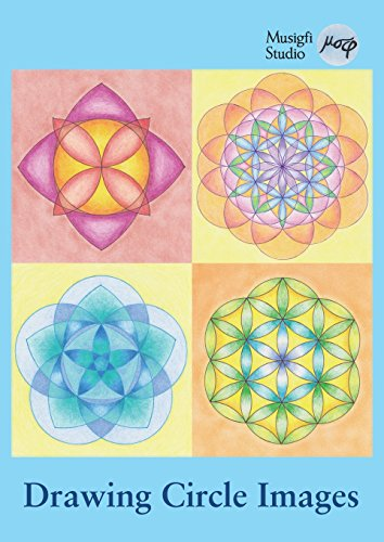 drawing-circle-images-how-to-draw-artistic-symmetrical-images-with-a-ruler-and-compass