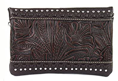 American Bling Montana West 4-Way Clutch Wristlet