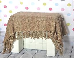 Newborn Baby photography photo props polyester Basket Stuffer Background blanket rug TZ11