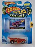 Hot Wheels Color Shifters Creatures 1:64 Car: T-Rextroyer