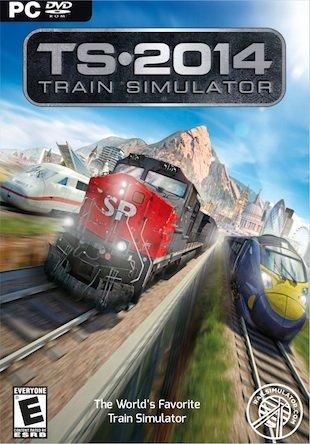 Train Simulator 2014 – (PC DVD)