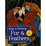 "Fur and Feathers (Keys to Painting)von ""Rachel Wolf"""