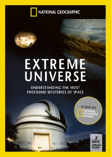 National Geographic: Extreme Universe [DVD] [2009]