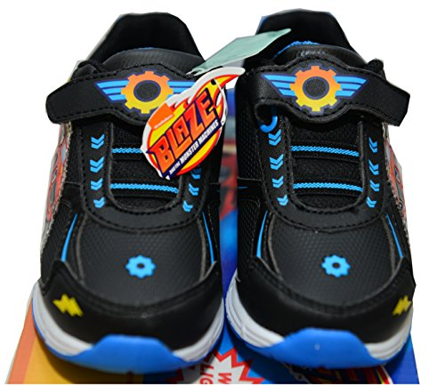 blaze and the machine shoes