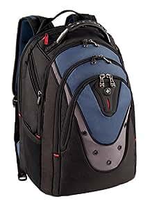 Swissgear GA-7316-06F00 iBex Backpack für Notebook bis 43,1 cm (17 Zoll) schwarz/blau