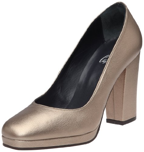 Castaner Womens Cuqui Pumps Gold Gold (Or (129 48 Platino)) Size: 6 (39 EU)