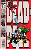 img - for Deadpool #3, (The Circle Chase Round 3), October 1993 book / textbook / text book