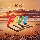 Sky Five Live - Sky 2LP