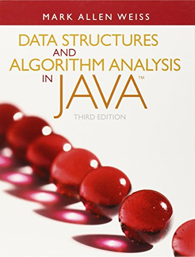 Mon premier blog page 2 data structures and algorithm analysis in java 3rd edition fandeluxe Images