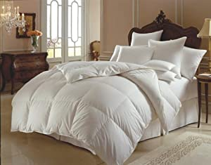 Cloud9 Down Alternative Comforter Duvet (Twin, White)