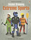 Sticker Dressing Extreme Sports (Usborne Activities)