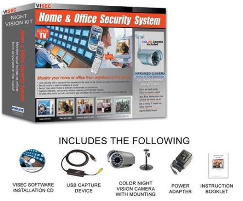 Visec Security software