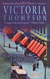 Murder in Little Italy (Gaslight Mystery) (0425216063) by Thompson, Victoria