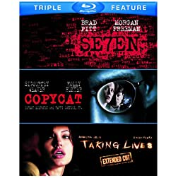 Seven / Copycat / Taking Lives (Triple-Feature) [Blu-ray]