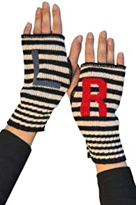Green 3 Apparel Recycled USA-made LR Striped Hand Warmers