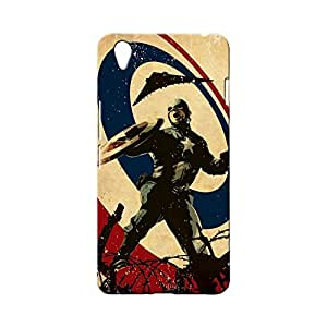 G-STAR Designer Printed Back case cover for Oneplus X / 1+X - G1739