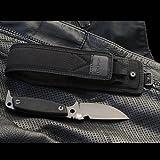 DPx Gear H.E.S.T. II Assault, G10 Handle, Cordura Sheath DPHSX005