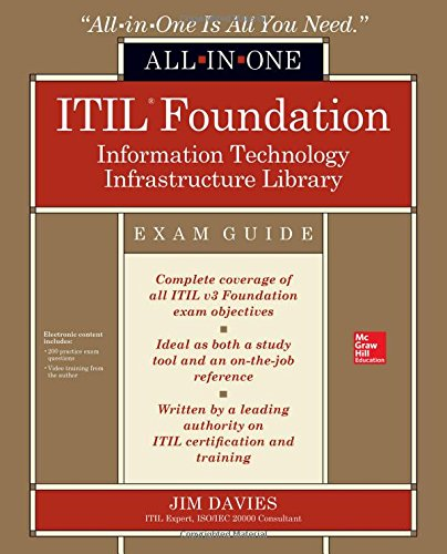 ITIL Foundation All-in-One Exam Guide (Itil Service Operation 2011 compare prices)