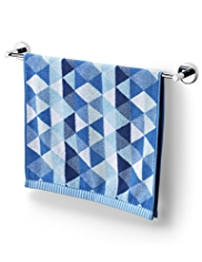 Triangle Design Towel