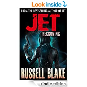 JET IV - Reckoning: (Volume 4)
