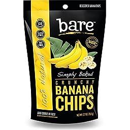 Bare Fruit Bare Fruit Banana Chip Smp Bkd 2.7 Oz (Pack Of 12)