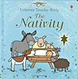 Fiona Watt Touchy-feely Nativity (Usborne Touchy Feely Books)