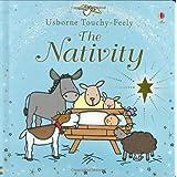 Touchy-feely Nativity (Usborne Touchy Feely Books)by Fiona Watt