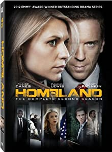 Homeland: The Complete Second Season from 20th Century Fox