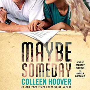 Maybe Someday Audiobook