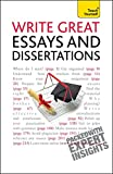 Write Winning Essays and Dissertations (Teach Yourself)
