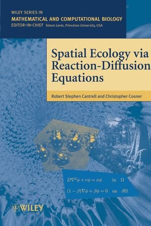 Spatial Ecology via Reaction-Diffusion Equations