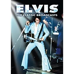 Elvis The Classic Broadcasts