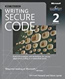Writing Secure Code, Second Edition (0735617228) by Michael Howard