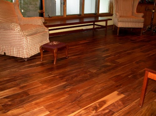 Acacia Hardwood Flooring Reviews acacia wood flooring Buy 34 Handscraped Asian Walnut Acacia Solid Prefinished Hardwood Wood Floor Flooring Now