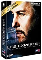 Les Experts Las Vegas, saison 8 - Coffret 5 DVD