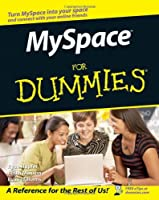 MySpace For Dummies Front Cover
