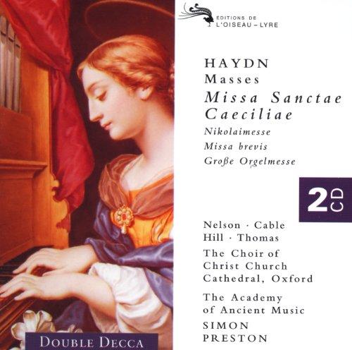 Haydn: Four Masses (2 CDs)