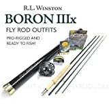 "Winston Boron IIIx 7100-4 Fly Rod Outfit (10'0"", 7wt, 4pc)"