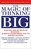 The Magic of Thinking Big (1451625359) by David Schwartz