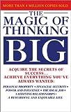 The Magic of Thinking Big (1451625359) by David Schwartz