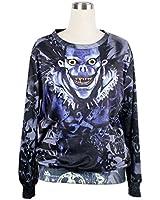 LoveLiness Death Note God of Death Digital Print Sweatshirt Sweaters