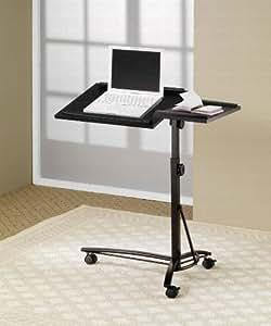 Amazon.com: Mesas de ordenador portátil con soporte giratorio