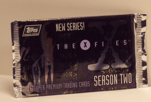 The X-Files Season Two Premium Trading Card Pack - 1