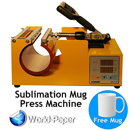 Best Digital Mug Cup Heat Transfer Press Machine front-973623
