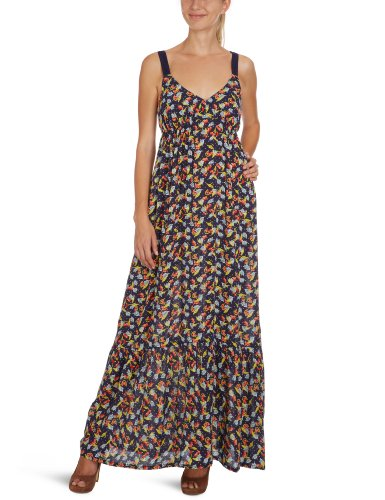Quiksilver Womens Fern Floral Maxi Dress - Fern picture